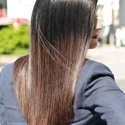 wellness ombre human hair wigs