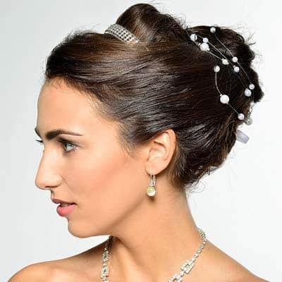 wellness hair intergation for wedding