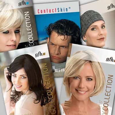 gfh cataloges for hair replacement