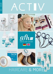gfh catalog hair care for wigs and toupee